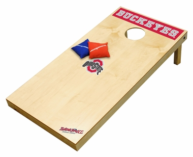 Ohio State Regulation Size (XL) Tailgate Toss Beanbag Game