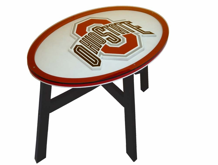 Ohio state side end table for Table 6 ohio