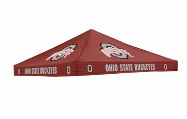 Ohio State Team Color Canopy