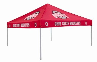 Ohio State Team Color Tailgate Tent