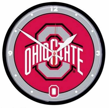 Ohio State Wall Clock (Mascot)