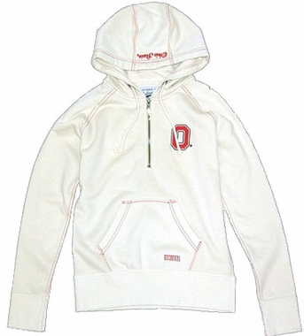 Ohio State Women's Gamma 1/4 Zip Sweatshirt