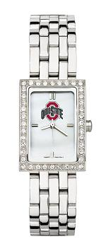 Ohio State Women's Steel Band Allure Watch