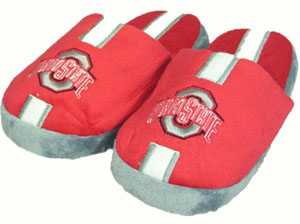 Ohio State YOUTH Team Stripe Slide Slippers
