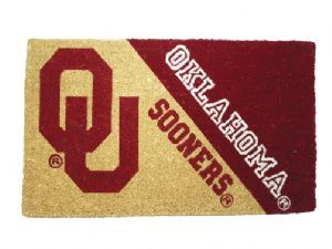 Oklahoma 18x30 Bleached Welcome Mat