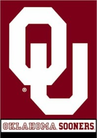 Oklahoma 2 Sided Banner (P)