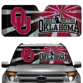 University of Oklahoma Auto Accessories
