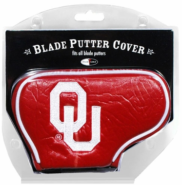 Oklahoma Blade Putter Cover