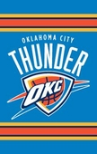 Oklahoma City Thunder Flags & Outdoors