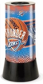 Oklahoma City Thunder Lamps