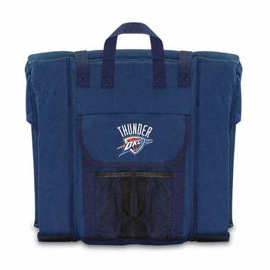 Oklahoma City Thunder Stadium Seat (Navy)