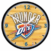Oklahoma City Thunder Home Decor