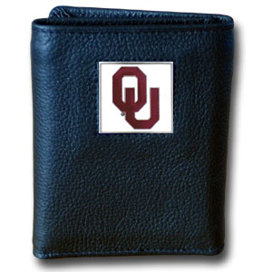 Oklahoma Leather Trifold Wallet (F)