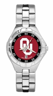 Oklahoma Pro II Women's Stainless Steel Watch