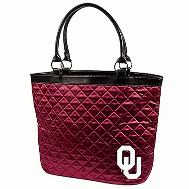 Oklahoma Quilted Tote