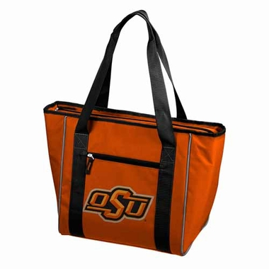 Oklahoma State 30 Can Tote Cooler