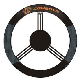 Oklahoma State Cowboys Steering Wheel Cover - Mesh