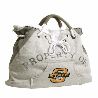 Oklahoma State Property of Hoody Tote
