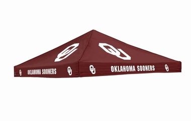 Oklahoma Team Color Canopy