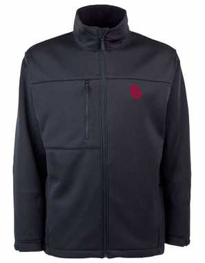 Oklahoma Mens Traverse Jacket (Color: Black)