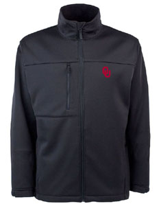 Oklahoma Mens Traverse Jacket (Color: Black) - Small