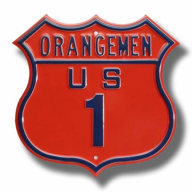 Orangemen / 1 Route Sign