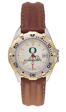 Oregon All Star Womens (Leather Band) Watch
