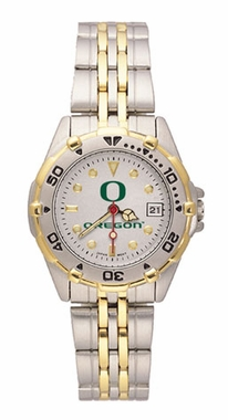 Oregon All Star Womens (Steel Band) Watch