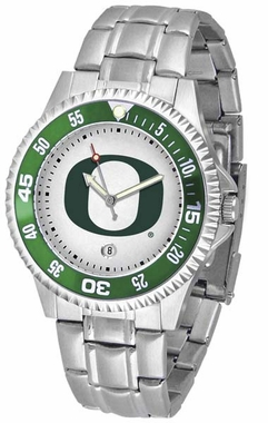Oregon Competitor Men's Steel Band Watch