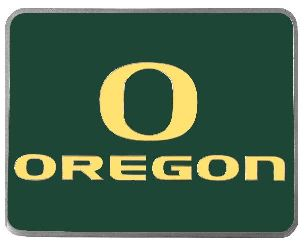 Oregon Ducks O Oregon Hitch Cover Class 3