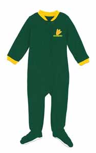 Oregon Infant Footed Sleeper Pajamas - 12 Months