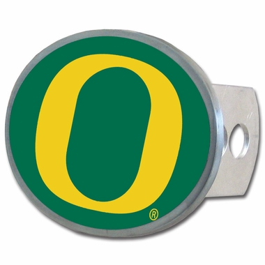 Oregon Oval Metal Hitch Cover
