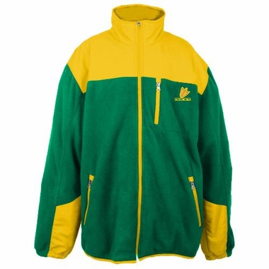 Oregon Poly Dobby Full Zip Polar Fleece Jacket