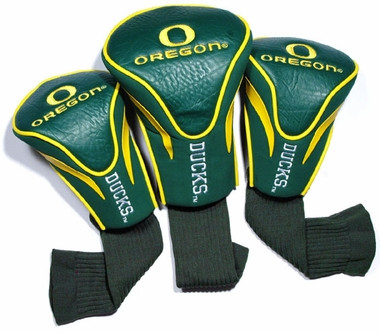 Oregon Set of Three Contour Headcovers