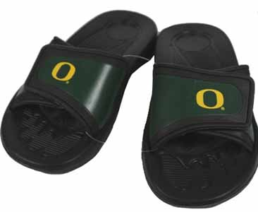 Oregon Shower Slide Flip Flop Sandals - Large