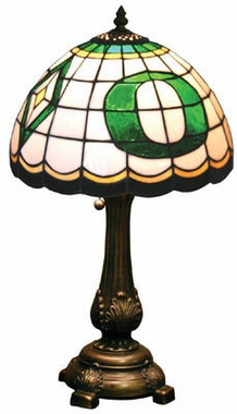 Oregon Stained Glass Table Lamp