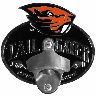 Oregon State Bottle Opener Hitch Cover