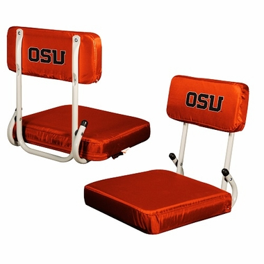 Oregon State Hard Back Stadium Seat