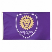 Orlando City SC Flags & Outdoors