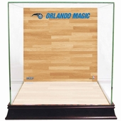 Orlando Magic Display Cases