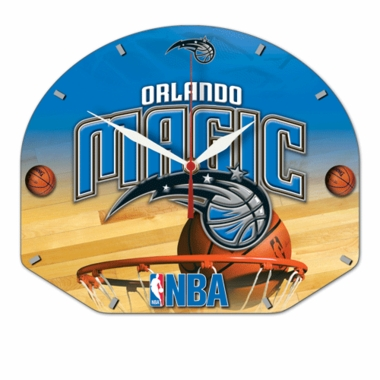 Orlando Magic High Definition Wall Clock