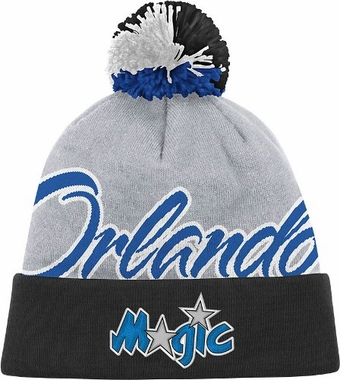 Orlando Magic National City Vintage Cuffed Pom Hat