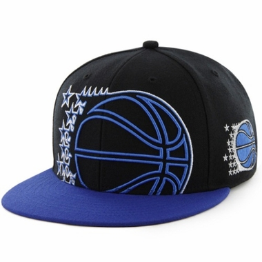 Orlando Magic Two Tone Colossal Snap Back Hat