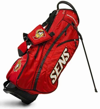 Ottawa Senators Fairway Stand Bag