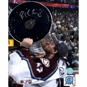 Colorado Avalanche Autographed