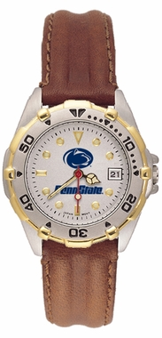 Penn State All Star Womens (Leather Band) Watch