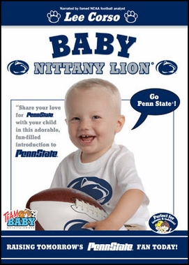 Penn State Baby Nittany Lions DVD
