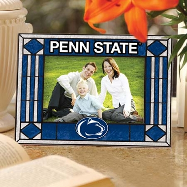 Penn State Landscape Art Glass Picture Frame