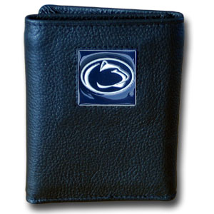 Penn State Leather Trifold Wallet (F)