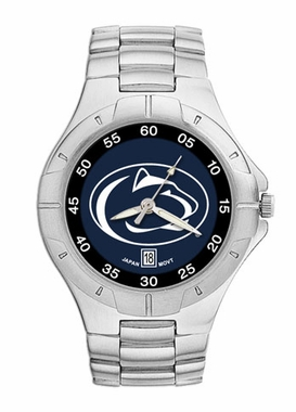 Penn State Pro II Men's Stainless Steel Watch